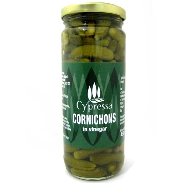 Extra Fine French Gherkins