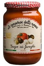 Mushroom Pasta Sauce (Sugo ai Funghi) buy online in the UK and London