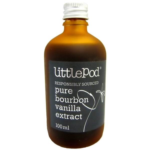 LittlePod Pure Bourbon Vanilla Extract, buy online in the UK and ...