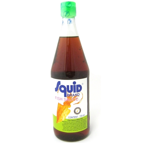 buy thai fish sauce 725ml squid brand nam pla shop