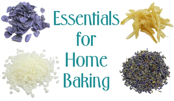 Essential Ingredients for Home Baking - Buy Online at Melbury & Appleton