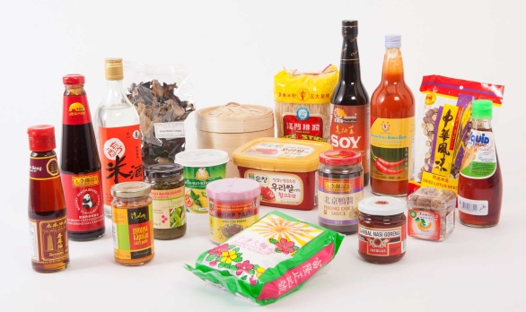 Buy thai chinese vietnamese malaysian food for Asian cuisine ingredients