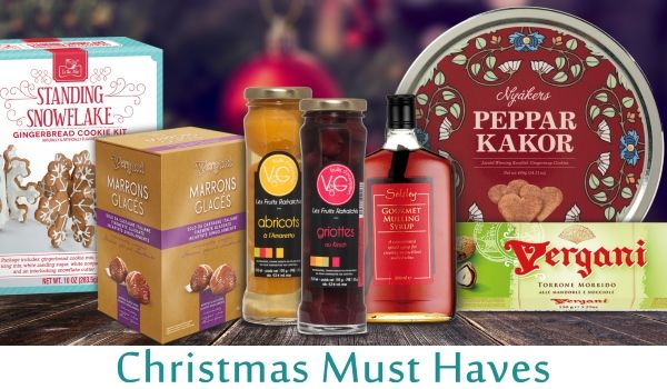 Christmas Food to Buy Online - Melbury & Appleton