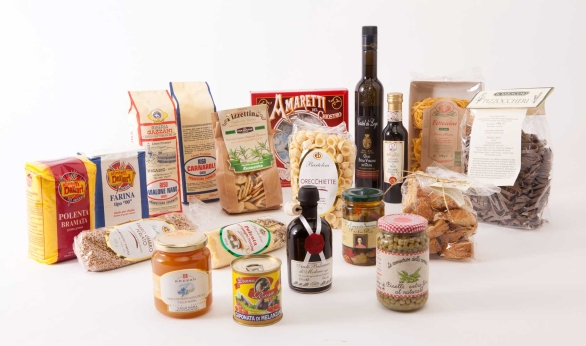 Buy Italian Food & ingredients Online - Melbury & Appleton
