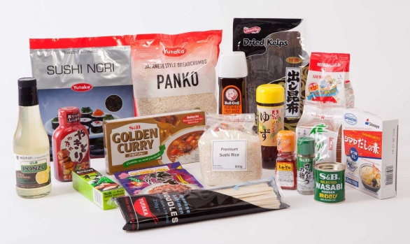 Japanese Food & Ingredients to Buy Online - Melbury & Appleton