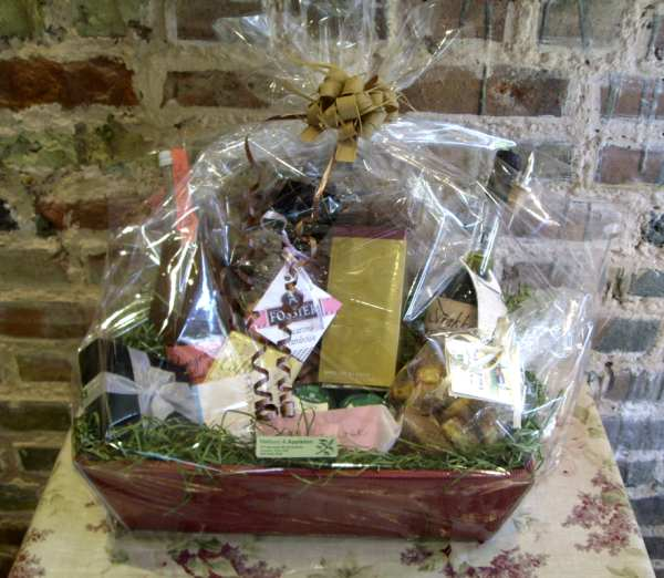 Buy Food Hampers and Gift Baskets Online - Melbury & Appleton